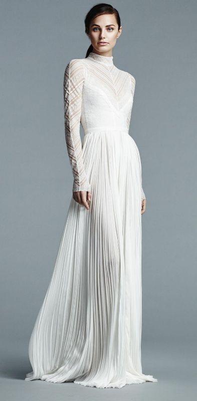 Muslim-wedding-dresses-3 84+ Coolest Wedding Dresses for Muslim Brides in 2020