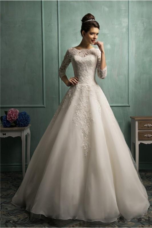 Muslim-wedding-dresses-30 84+ Coolest Wedding Dresses for Muslim Brides in 2020