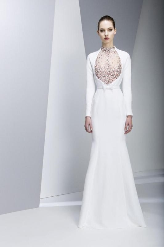 Muslim-wedding-dresses-33 84+ Coolest Wedding Dresses for Muslim Brides in 2020