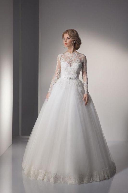 Muslim-wedding-dresses-37 84+ Coolest Wedding Dresses for Muslim Brides in 2020