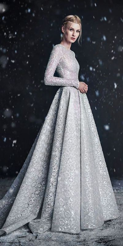 Muslim-wedding-dresses-4 84+ Coolest Wedding Dresses for Muslim Brides in 2018