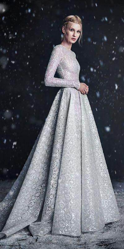 Muslim-wedding-dresses-4 84+ Coolest Wedding Dresses for Muslim Brides in 2020
