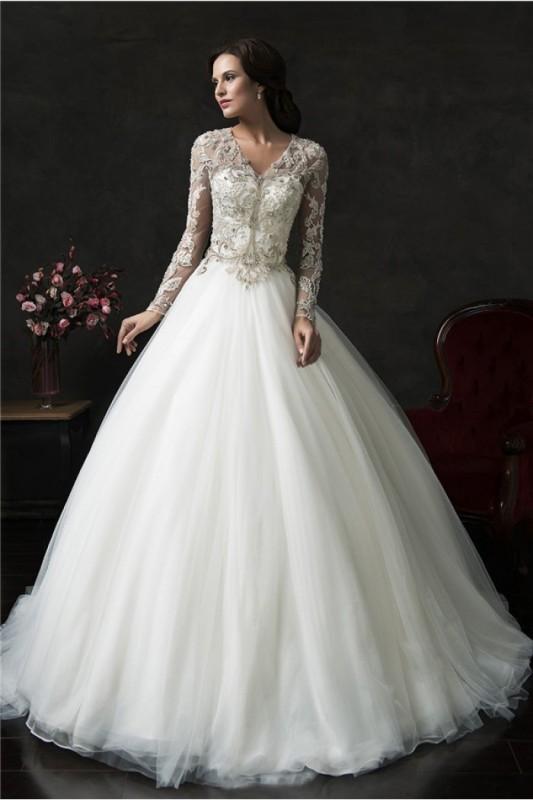 Muslim-wedding-dresses-40 84+ Coolest Wedding Dresses for Muslim Brides in 2020