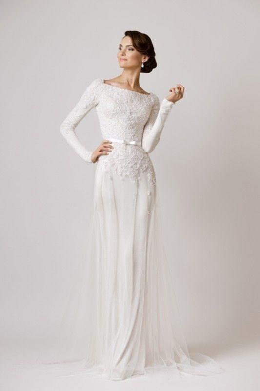Muslim-wedding-dresses-42 84+ Coolest Wedding Dresses for Muslim Brides in 2020