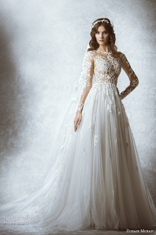 Muslim-wedding-dresses-43 84+ Coolest Wedding Dresses for Muslim Brides in 2018