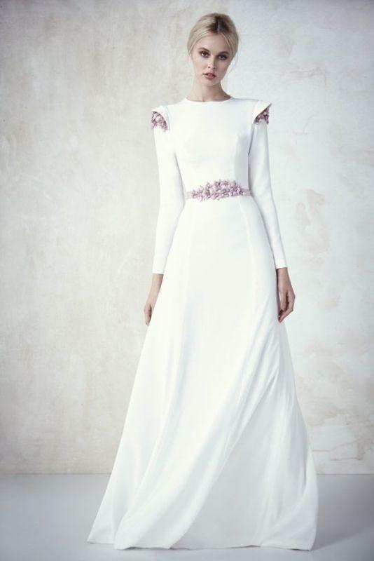 Muslim-wedding-dresses-44 84+ Coolest Wedding Dresses for Muslim Brides in 2020