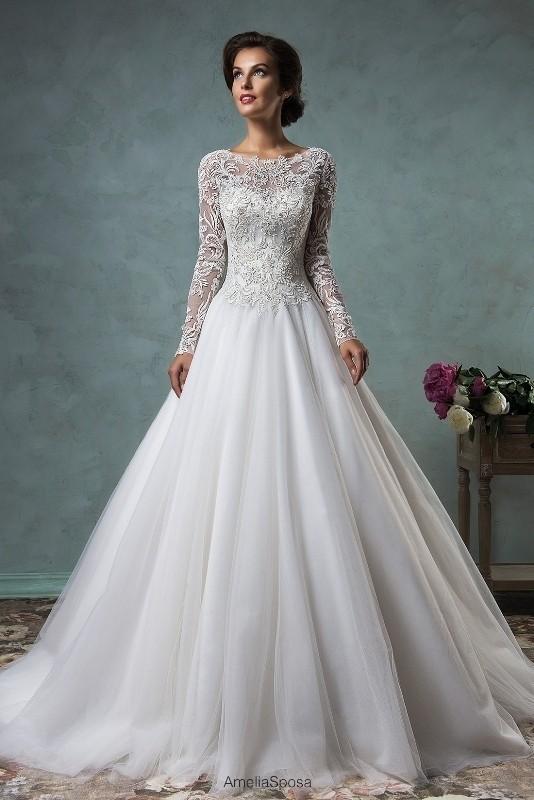 Muslim-wedding-dresses-47 84+ Coolest Wedding Dresses for Muslim Brides in 2020