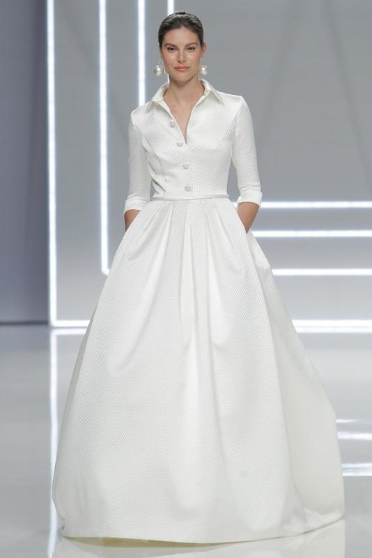 Muslim-wedding-dresses-48 84+ Coolest Wedding Dresses for Muslim Brides in 2020