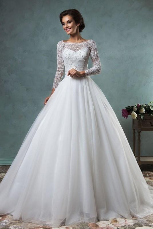 Muslim-wedding-dresses-49 84+ Coolest Wedding Dresses for Muslim Brides in 2020