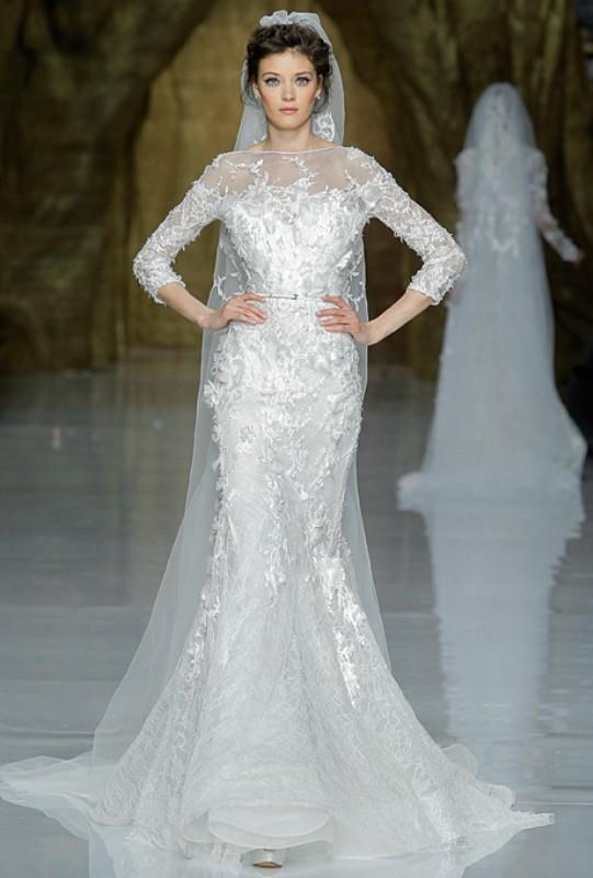 Muslim-wedding-dresses-52 84+ Coolest Wedding Dresses for Muslim Brides in 2020