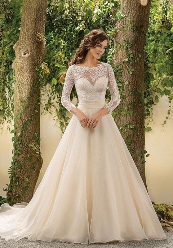 Muslim-wedding-dresses-54 84+ Coolest Wedding Dresses for Muslim Brides in 2017
