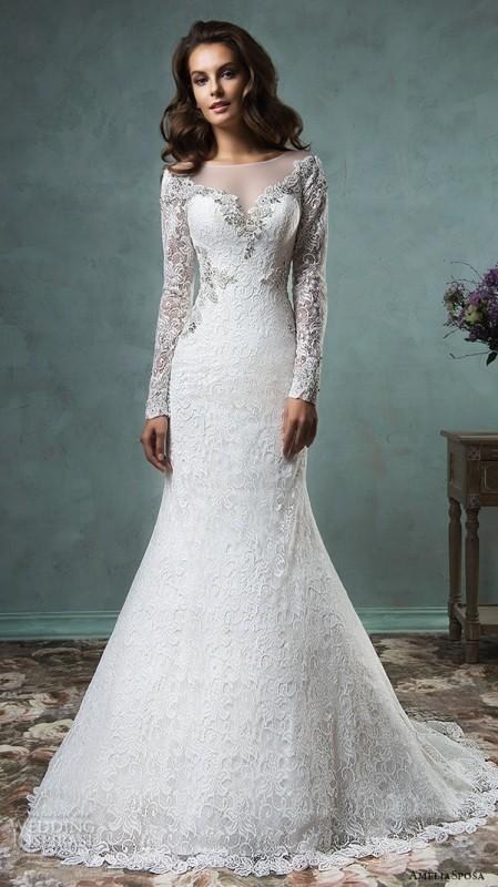 Muslim-wedding-dresses-6 84+ Coolest Wedding Dresses for Muslim Brides in 2020