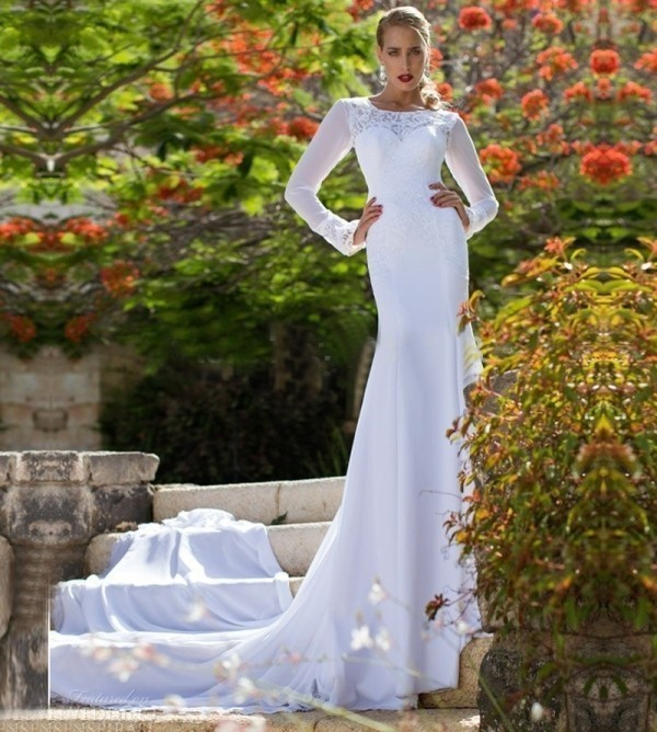 Muslim-wedding-dresses-63 84+ Coolest Wedding Dresses for Muslim Brides in 2018
