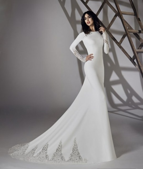 Muslim-wedding-dresses-65 84+ Coolest Wedding Dresses for Muslim Brides in 2018