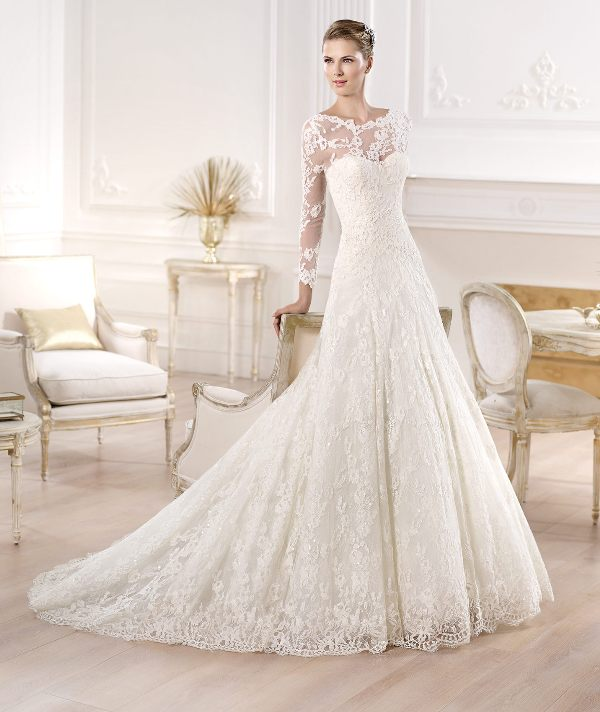 Muslim-wedding-dresses-66 84+ Coolest Wedding Dresses for Muslim Brides in 2020