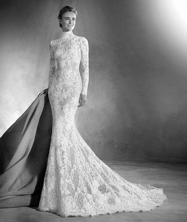 Muslim-wedding-dresses-67 84+ Coolest Wedding Dresses for Muslim Brides in 2020