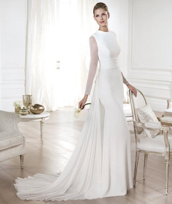 Muslim-wedding-dresses-68 84+ Coolest Wedding Dresses for Muslim Brides in 2020