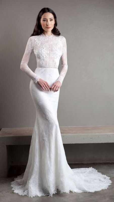 Muslim-wedding-dresses-7 84+ Coolest Wedding Dresses for Muslim Brides in 2020