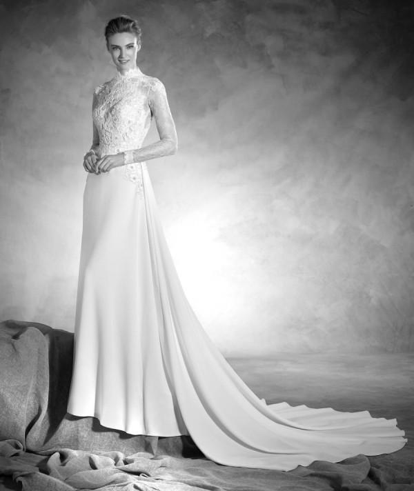 Muslim-wedding-dresses-71 84+ Coolest Wedding Dresses for Muslim Brides in 2020
