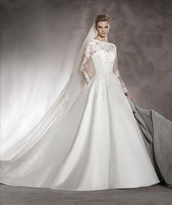 Muslim-wedding-dresses-74 84+ Coolest Wedding Dresses for Muslim Brides in 2020
