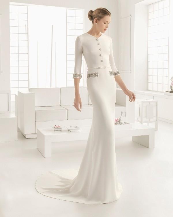 Muslim-wedding-dresses-81 84+ Coolest Wedding Dresses for Muslim Brides in 2020