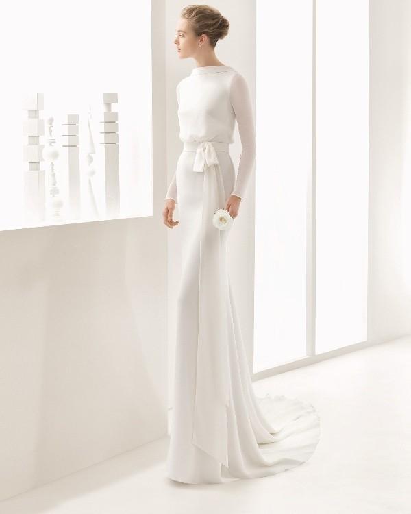 Muslim-wedding-dresses-82 84+ Coolest Wedding Dresses for Muslim Brides in 2020