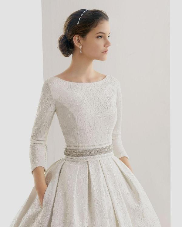 Muslim-wedding-dresses-84 84+ Coolest Wedding Dresses for Muslim Brides in 2020