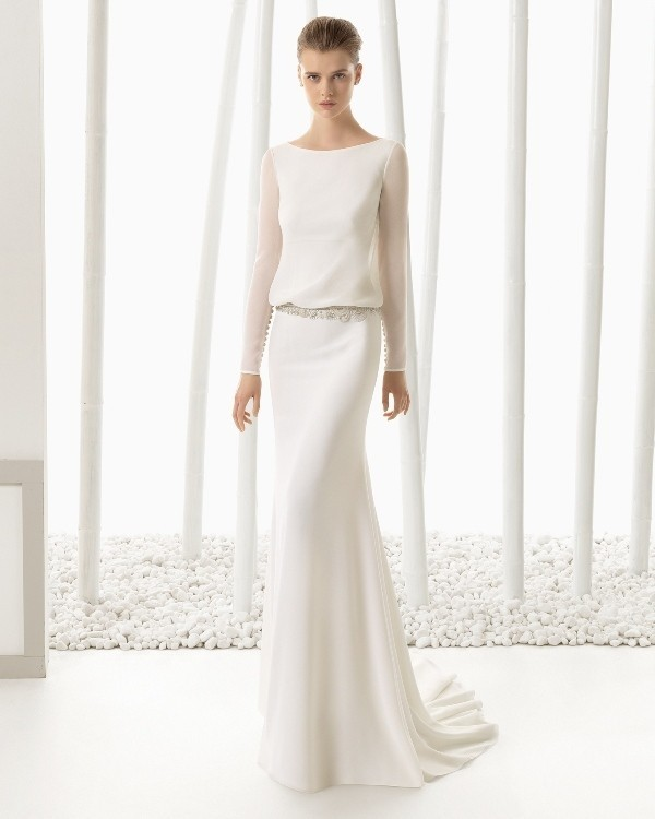 Muslim-wedding-dresses-86 84+ Coolest Wedding Dresses for Muslim Brides in 2020