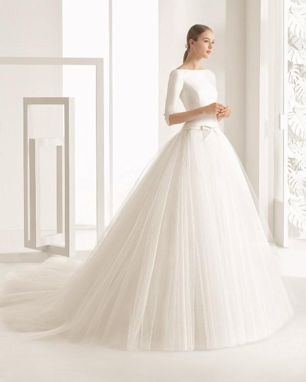 Muslim-wedding-dresses-87 84+ Coolest Wedding Dresses for Muslim Brides in 2020