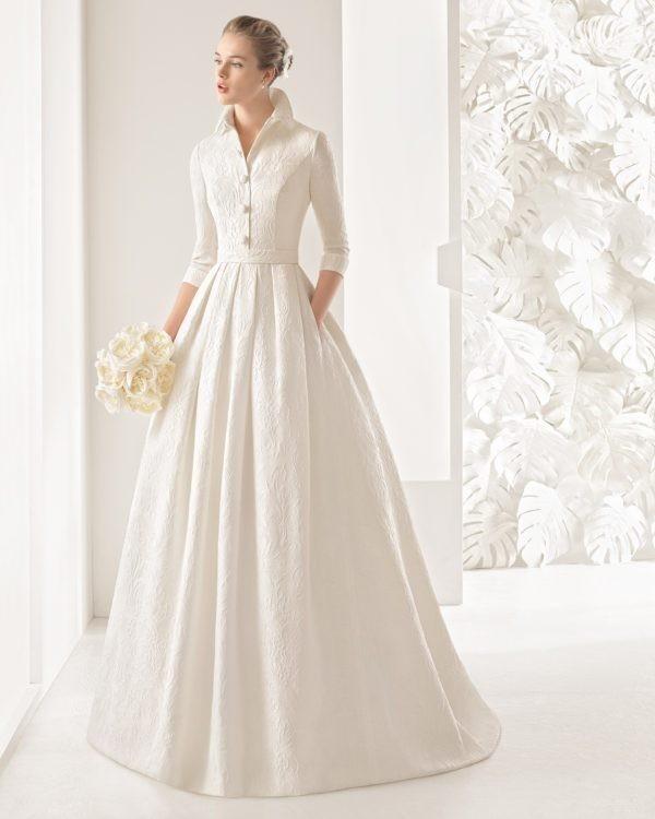 Muslim-wedding-dresses-88 84+ Coolest Wedding Dresses for Muslim Brides in 2020