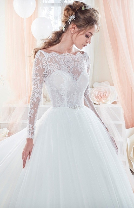 Muslim-wedding-dresses-9 84+ Coolest Wedding Dresses for Muslim Brides in 2020