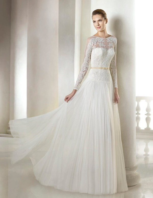 Muslim-wedding-dresses-94 84+ Coolest Wedding Dresses for Muslim Brides in 2018