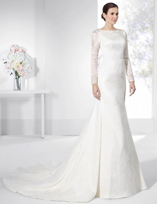 Muslim-wedding-dresses-96 84+ Cool Wedding Dresses for Muslim Brides in 2017