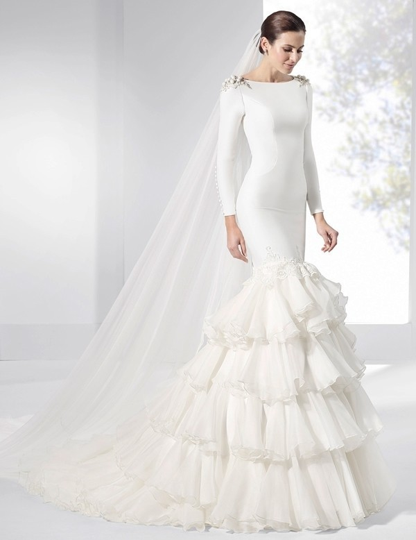 Muslim-wedding-dresses-97 84+ Coolest Wedding Dresses for Muslim Brides in 2020