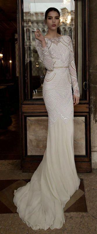 Muslim-wedding-dresses 84+ Coolest Wedding Dresses for Muslim Brides in 2020