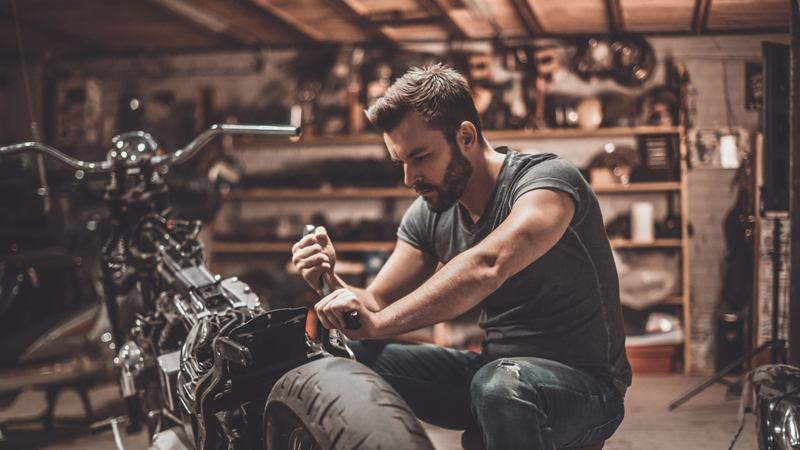 NOS-used-aftermarket-parts-1 7 Rules for Successful Motorcycle Parts Shopping