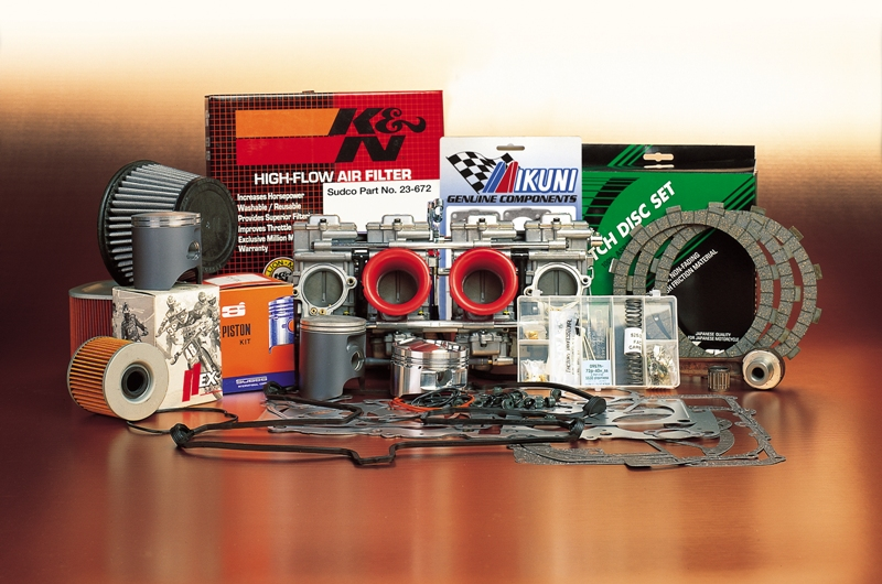 NOS-used-aftermarket-parts 7 Rules for Successful Motorcycle Parts Shopping
