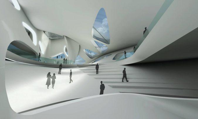 Nuragic-Contemporary-Art-Museum-2-675x405 Top 17 Futuristic Architecture Designs in 2018