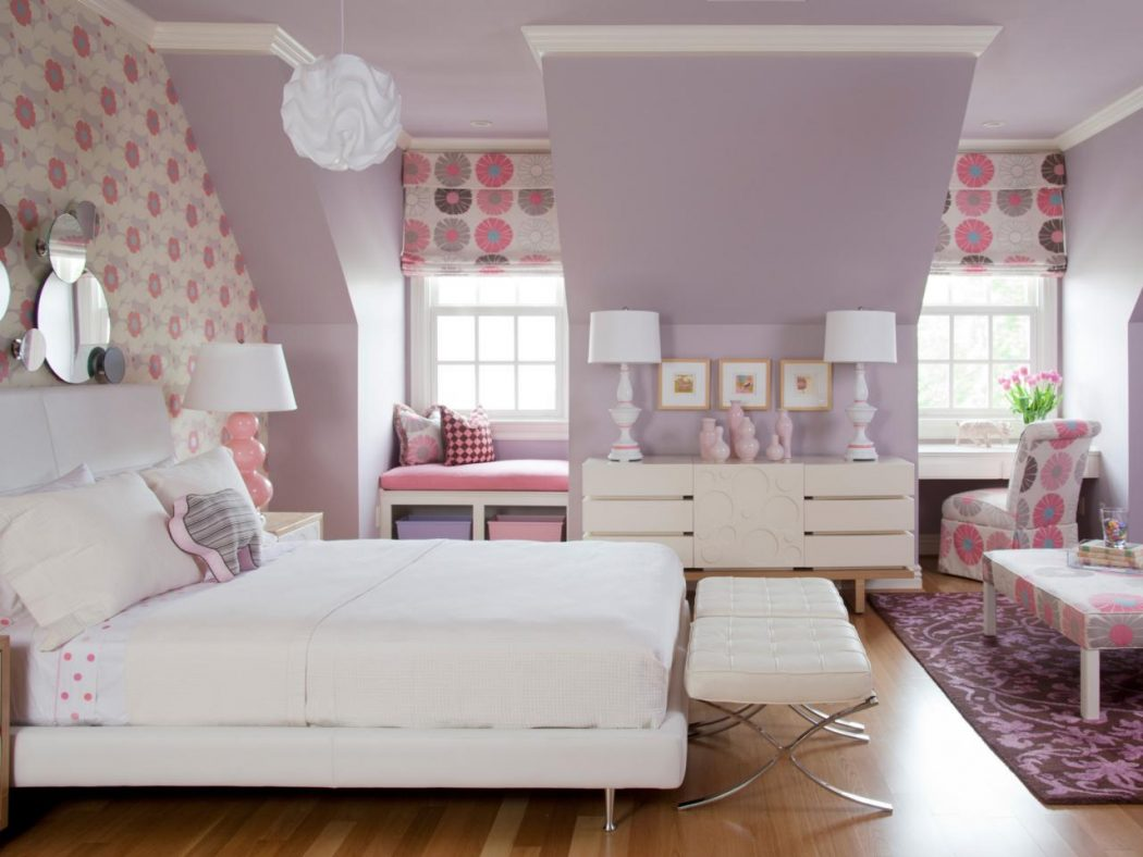 Original_TobiFairley-Summer-Color-Flirty-Pink-Kids-Room_4x3.jpg.rend_.hgtvcom.1280.960 10 Ways to Add Glam to Your Hollywood Home
