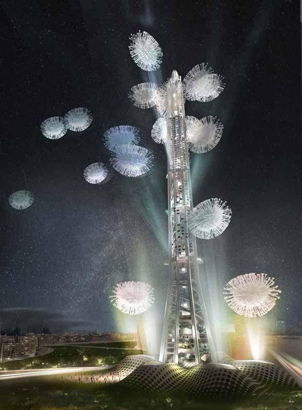 Taichung-Tower 17 Latest Futuristic Architecture Designs in 2020