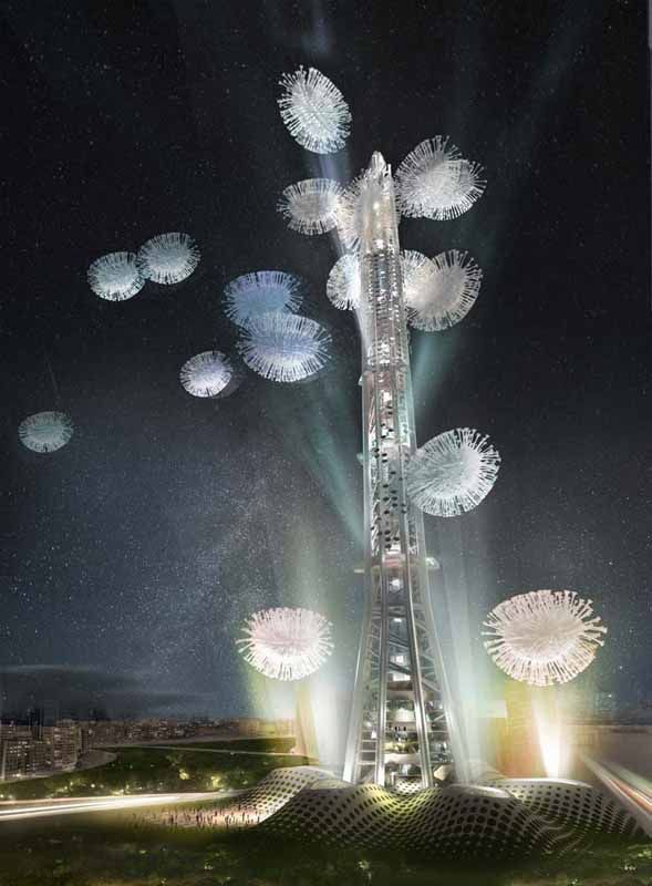 Taichung-Tower Top 17 Futuristic Architecture Designs in 2018