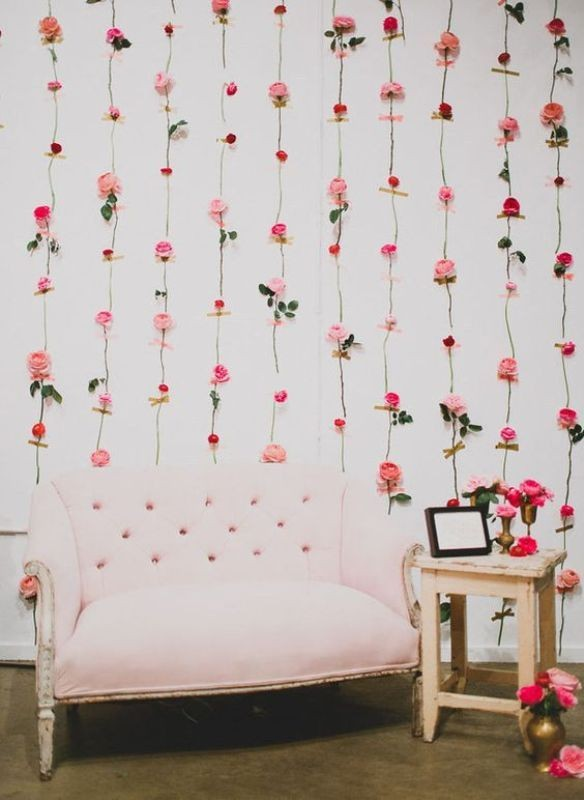 Unique-wedding-backdrop-ideas-4 8 Most Unique Wedding Party Ideas in 2018