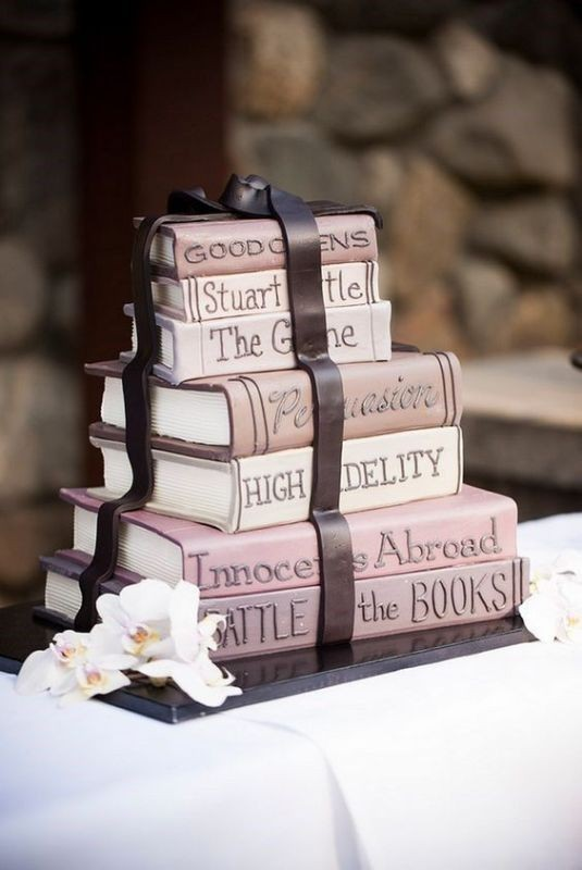 Unique-wedding-cake-ideas-1 8 Most Unique Wedding Party Ideas in 2020