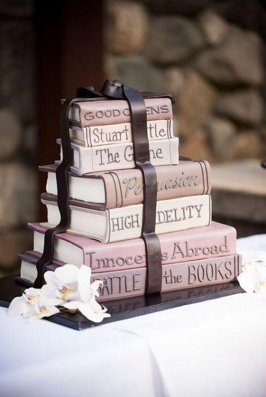 Unique-wedding-cake-ideas-1 8 Most Unique Wedding Party Ideas in 2018