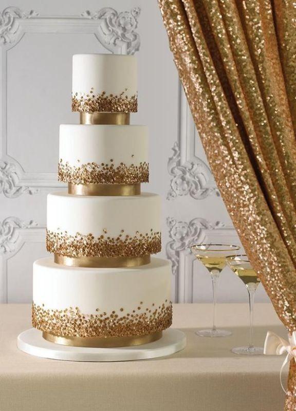 Unique-wedding-cake-ideas-7 8 Most Unique Wedding Party Ideas in 2018