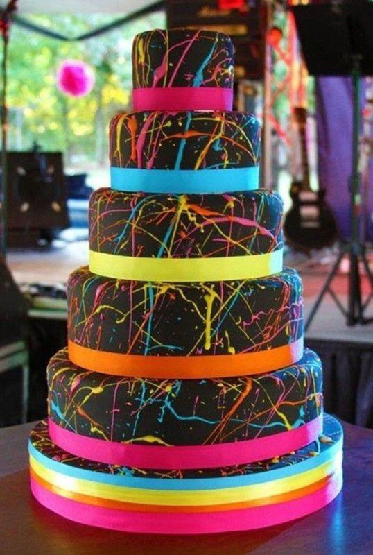 Unique-wedding-cake-ideas 8 Most Unique Wedding Party Ideas in 2017