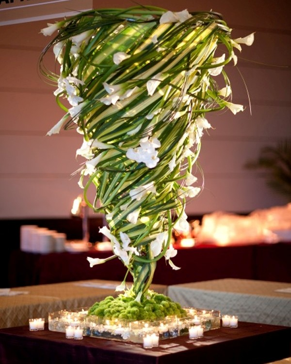 Unique-wedding-centerpiece-ideas-10 8 Most Unique Wedding Party Ideas in 2020