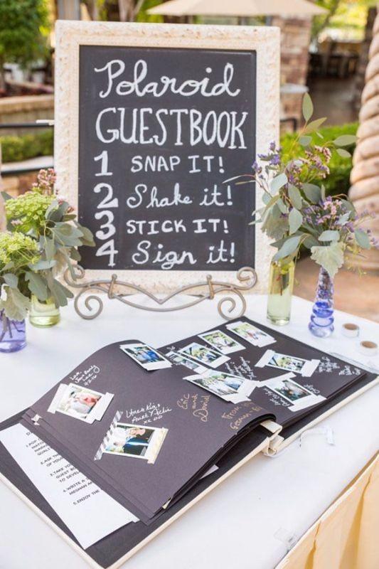 Unique-wedding-guest-book-ideas-1 8 Most Unique Wedding Party Ideas in 2020