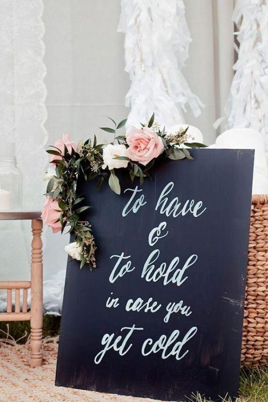 Unique-wedding-sign-ideas-2 8 Most Unique Wedding Party Ideas in 2018