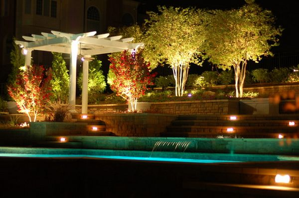Use-outdoor-lighting Improve the Curb Appeal of Your Home with These Simple Tips